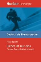 Hueber Lesehefte Deutsch als Fremdsprache - Krimis mit Carsten Tsara A2-B1