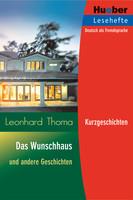 Hueber Lesehefte Deutsch als Fremdsprachen - Kurzgeschichten B1-B2