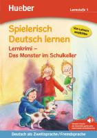 Spielerisch Deutsch lernen - Lernkrimis